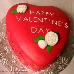 Valentines  Cakes on Specialty Valentine   S Day Cakes