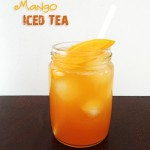 Mango Iced Tea