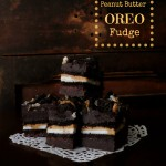 Peanut Butter Chocolate Oreo Fudge